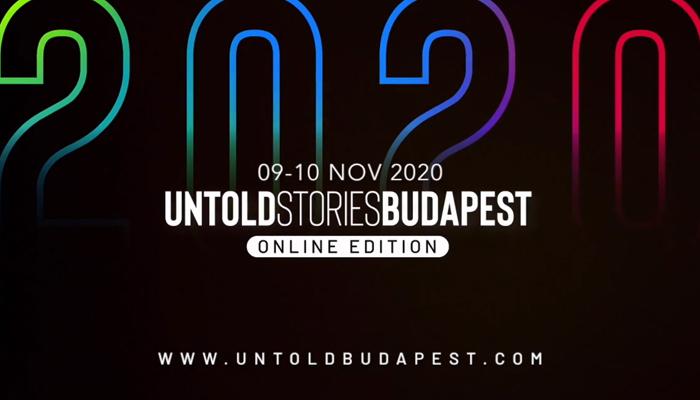 Untold Stories Budapest 2020