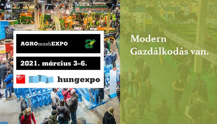 Agromash Expo 2021