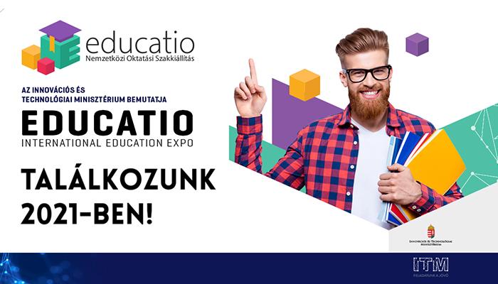 Educatio Nemzetközi Oktatási Szakkiállítás 2021