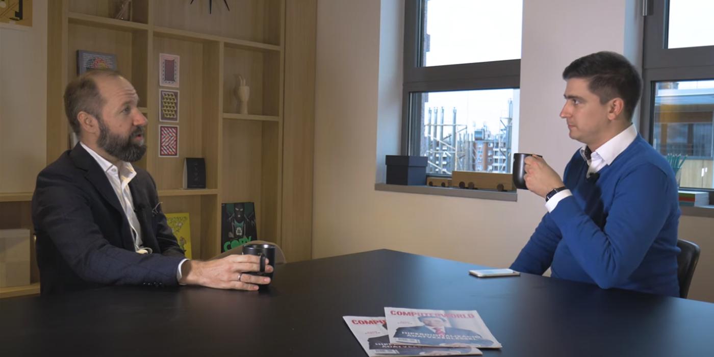 Vinnai Balázs Computerworld Café interjú 2021