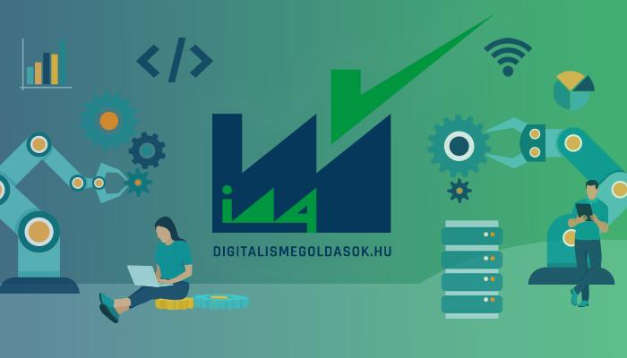 Kínáld tálcán digitális, Ipar 4.0 megoldásaidat