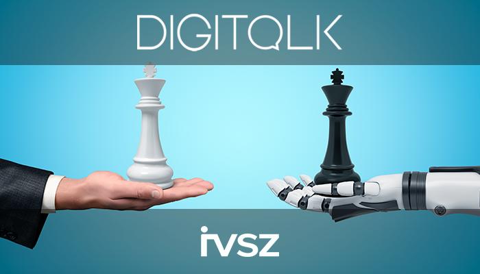 IVSZ DIGITALK Podcast: Vezércsellel az AI ellen: az ember és a gép sakkjátszmája