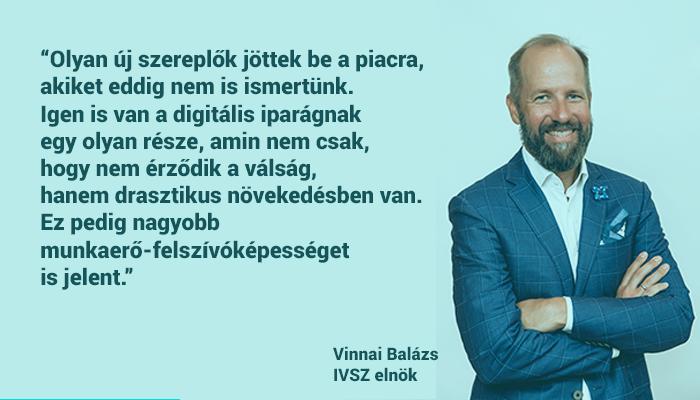 Gyorsítópályán a digitalizáció - Vinnai Balázs