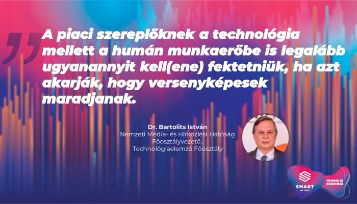 Idézet Dr. Bartolits Istvántól