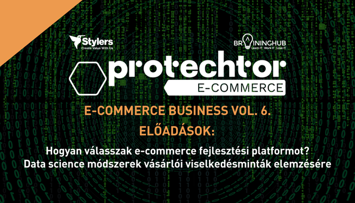 Protechtor E-commerce bussiness Vol. 6