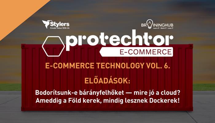 Protechtor E-commerce Technology Vol. 6