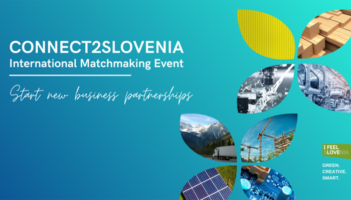 CONNECT2SLOVENIA Nemzetközi Matchmaking Event